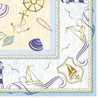 Linclass Servietten 40x40 cm - Coast