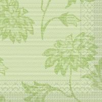 Tissue Servietten 33x33 cm - Lisboa  (schilfgrün)