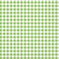 Tissue Servietten 33x33 cm - Robin (hellgrün)