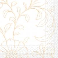 Tissue Servietten 33x33 cm - Apart (beige)