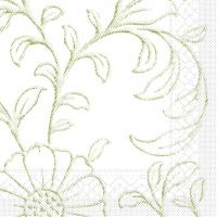 Tissue Servietten 33x33 cm - Apart  (grün)