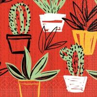 Tissue Servietten 33x33 cm - Sancho (Mexikanisch-Stil)