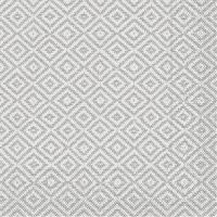 Tissue Servietten 40x40 cm - Lagos-Basis (grau)