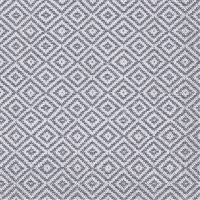Tissue Servietten 40x40 cm - Lagos-Basis (blau)