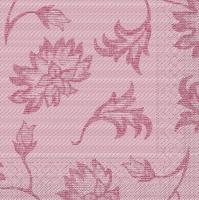 Tissue Servietten 40x40 cm - Lisboa  (bordeaux)