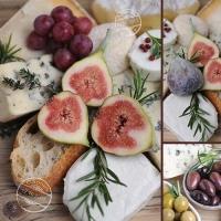 Lunch Servietten C´est La Vie