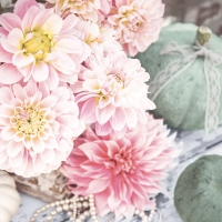 Servietten 33x33 cm - Autumn Romance