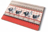 Kork Tischsets The Cry Of Rural Rooster
