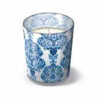 Glaskerze Porcelain Ornament