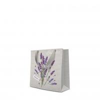 10 Geschenktaschen - Lavender For you   square