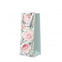 10 Geschenktaschen - Gorgeous Roses bottle
