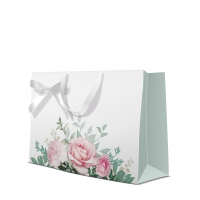 10 Geschenktaschen - Gorgeous Roses horizontal