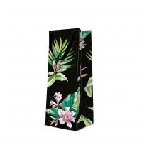 10 Geschenktaschen - Exotic Flowers