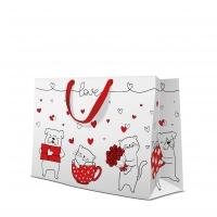 10 Geschenktaschen - Love Connection