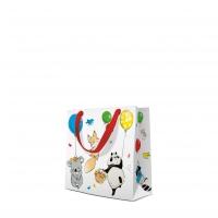 10 Geschenktaschen - Animals Party