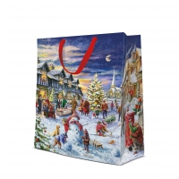10 Geschenktaschen - Christmas Market