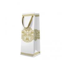 10 Geschenktaschen Premium - Royal Lace bottle