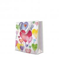 10 Geschenktaschen Premium - Lovely Baloons  medium