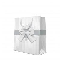 10 Geschenktaschen - Occasional Gift silver large