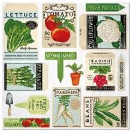 Lunch Servietten Go Organic!