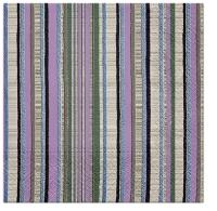 Servietten 33x33 cm - Stripe Texture (violet)