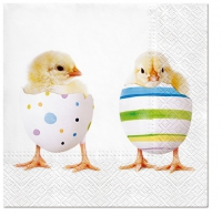 Servietten 33x33 cm - Chick Fashion