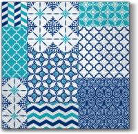 Lunch Servietten Textures of Wallpapers