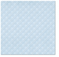 Servietten 33x33 cm - Inspiration Modern (light blue)