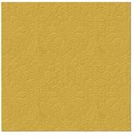 Servietten 33x33 cm - Inspiration Klassik (gold)