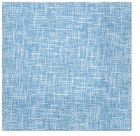 Servietten 33x33 cm - Linen Structure BLUE
