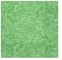 Servietten 33x33 cm - Linen Structure GREEN