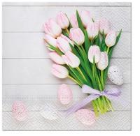 Servietten 33x33 cm - Soft Easter