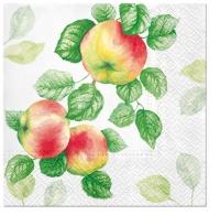 Servietten 33x33 cm - Garden Apple