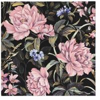Servietten 33x33 cm - Flowers Mystery