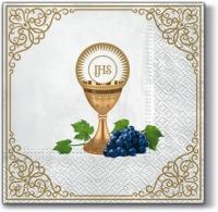 Servietten 33x33 cm - Communion Day