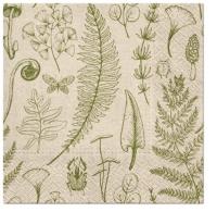 Servietten 33x33 cm - We Care Forest Nature