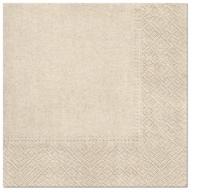 Servietten 33x33 cm - We Care Unicolor (craft)