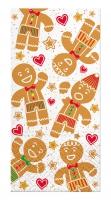 Taschentücher - Gingerbread Men