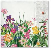 Servietten 33x33 cm - Die Kraft des Frühlings