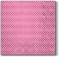 Lunch Servietten Small Dots (rosa)