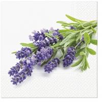 Servietten 33x33 cm -  Lavender Bunch