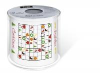Toilettenpapier Xmas Sudoku