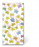 Taschentücher TT Colourful papillons