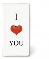 Taschentücher - Liebesaffäre