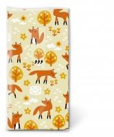 Taschentücher TT Foxes