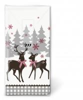 Taschentücher Lovely deer