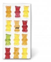 Taschentücher - Jelly babies