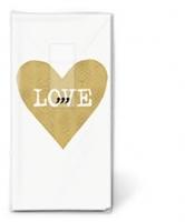 Taschentücher TT Heart of love