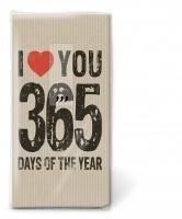 Taschentücher - 365 Tage