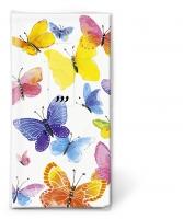 Taschentücher - Fliegende Farben